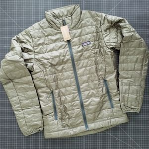 PATAGONIA NANO PUFF® JACKET - INDUSTRIAL GREEN
